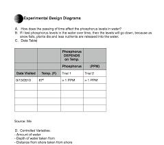 Matts Biology 2 Project First Experimental Design Diagram