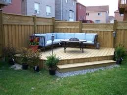 Small Backyard Decks Patios Remodelling Home Design Ideas Beauteous Small Backyard Decks Patios Remodelling