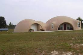 The Watts Monolithic Dome Home  Harrilyn and Rudy built their dome home 21  miles south