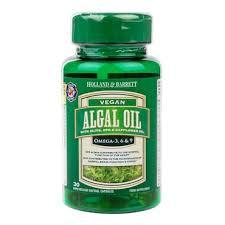 Holland & Barrett Vegan Algal Oil <b>Omega 3-6-9 30 Capsules</b>