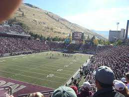 Washington Grizzly Stadium Section 233 B Rateyourseats Com