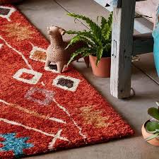 teal red rug e and blue rug by now available at the teal red orange rug
