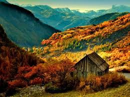 free mountain fall desktop backgrounds. Simple Desktop House In Autumn Mountain On Free Mountain Fall Desktop Backgrounds