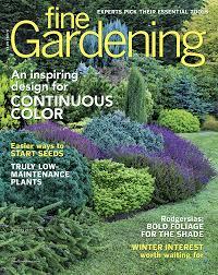 fine gardening magazine. Perfect Gardening Fine Gardening U2013 Issue 179 On Magazine