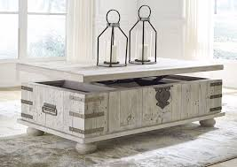 carynhurst lift top coffee table