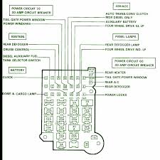 2002 chevy silverado fuse box diagram chevy fuse panel diagram chevy wiring diagrams