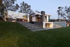 modern mansions. Modern Luxury Smart Home Mansions