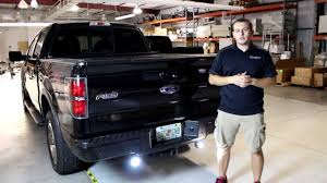 backup auxiliary lighting kit installation fits all truck suv s you