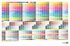 Cmyk Color Chart Download Print Pantone Printing Color Chart