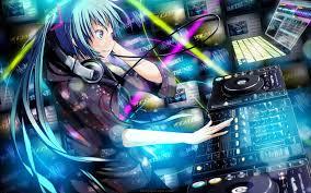 anime music wallpaper 1920x1080. Plain Music Anime DJ Music Wallpaper Picture On 1920x1080