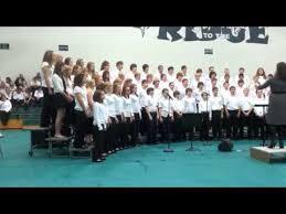 Northridge Middle School Choir Youtube