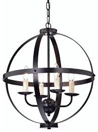 pasadena 4 light chandelier oil rubbed bronze