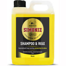 Details About Simoniz Shampoo And Wax Car Motorcycle Van 2 Litres