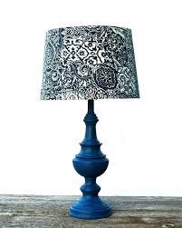 blue lamp shade cool blue lamp shade navy and white lamp shade blue lamp shades buffet blue lamp shade