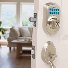 electronic front door lockUpgrade Front Door Locks With Keyless Door Locks  Electronic lock