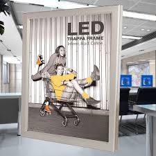 Led Light Box Display Stand custom light box drive through menu board sign board lights 77