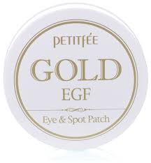 Petitfee <b>Гидрогелевые патчи для</b> век с золотыми ... — купить по ...