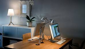 creating home office. Photo Courtesy Of Life Hack.org Creating Home Office C