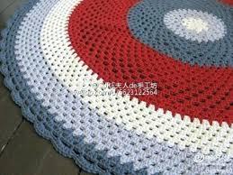 crochet circle rug round rug crochet pattern free crochet half circle rug patterns