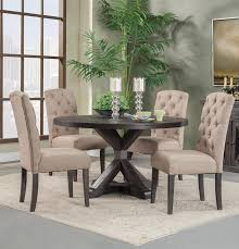 rustic dining room table sets. Alpine Round Dining Table Rustic Room Sets N