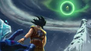 Goku Vegeta Vs Broly HD Wallpaper 4K ...