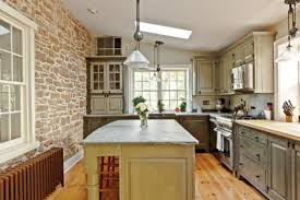 modern kitchen old house interior design
