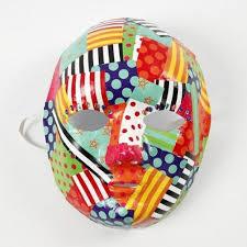 Plastic Masks To Decorate Creative ideas for Mask ideas DIY Mask ideas 41