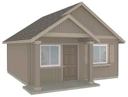 WS400 Small House Plan