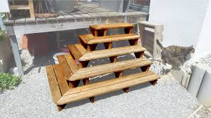 building deck stairs. Wonderful Building For Building Deck Stairs L