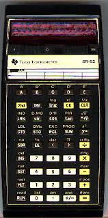 years of calculator history this advanced slide rule calculator memory performed all the classical slide rule functions including the sr 10 s functions universal powers and roots
