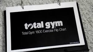 Total Gym Comparison Chart Total Gym 1600 Review