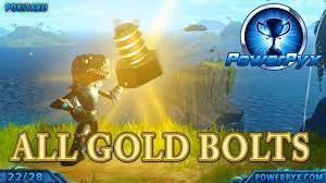 This collectible sits on a ship inside a hangar with a round door. Ratchet Clank 2016 All Gold Bolt Locations Ultimate Explorer Trophy Guide Youtube