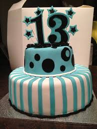 birthday cake for teen girls 13. Simple Birthday 13th Birthday Cakes U2013 5 Most Suited Styles For Teen Boys And Girls   WHomeStudiocom Magazine Online Home Designs Inside Cake For 13 D