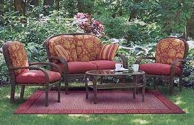 gardens replacement cushions