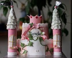 Waangoo Birthday Cake Princess Castle Pre Order