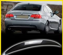 BMW 5 Series bmw e92 price : Paint #a22 BMW E92 High Kick P-look Coupe Rear Trunk Wing Spoiler ...