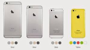 apple iphone 6 plus vs 6. display: s, m, l. the iphone 6 plus apple iphone vs