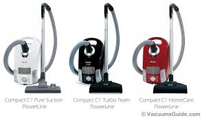 Miele Compact C1 Powerline Shifting The Gear In The