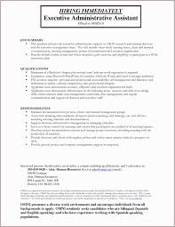 resume examples australia executive assistant cover new resume examples administrative sample