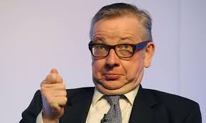 Michael Gove. is a cunt. is a cunt