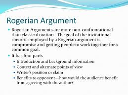 english b ppt video online rogerian argument