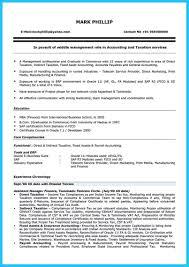 Template Senior Accountant Cv Template Accounting Word Downloadsume