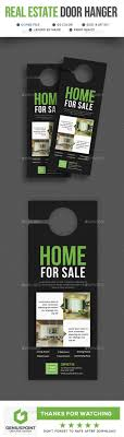 door hanger design real estate. Real Estate Door Hanger | Template, Template And Print Templates Design A