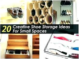 shoe closet ideas storage for closets impressive contemporary design rack small master