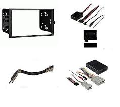 stereo radio double din dash kit onstar wiring harness stereo radio double din dash kit bose onstar wiring harness interface swc