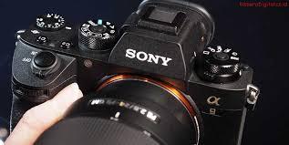 sony a9. keungulan kamera mirrorless sony a9