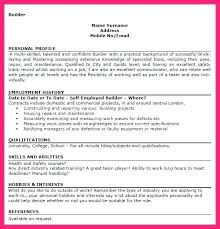 Examples Of Hobbies And Interests For Job Application Hobbies On Resume Englishor Com