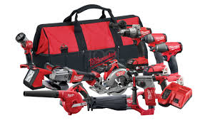 milwaukee m18 fuel combo kit. milwaukee m18 fuel 10pce combo kit milwaukee fuel combo kit l