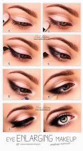 11 everyday makeup tutorials and ideas for women pink eye shadows with black liners