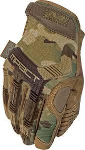 Mechanix M Pact Size Chart Mechanix M Pact Tactical Gloves Multicam Medium Tactical